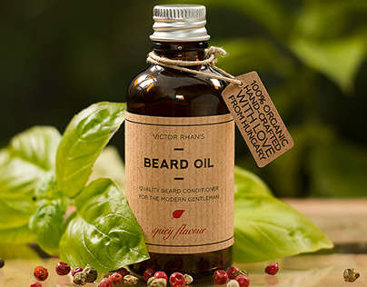 Victor Rhan's Beard Oil