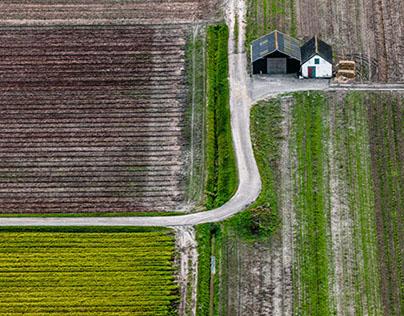 Aerial Landscapes #02