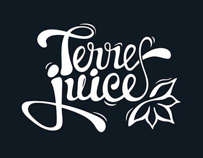 Terre Juice - Logo