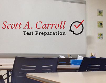 Branding y diseño web para Scott A. Carroll, 2014 (WIP)