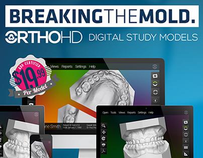 OrthoTech Magazine Ad