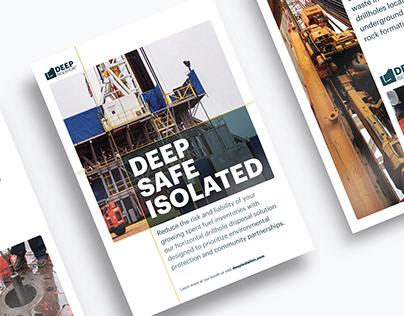 Deep Isolation: Rebranding, Strategy, Marketing, SEO