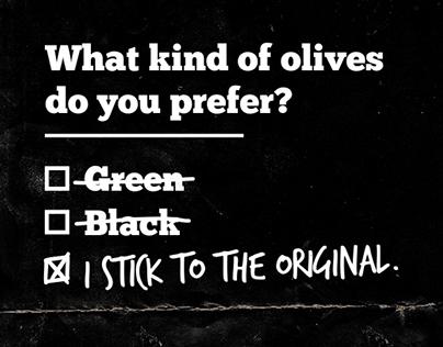 Lord's Pub - Green or Black?
