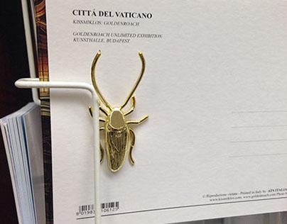 Goldenroach - Rome / 2014