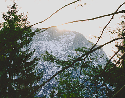 Hiking in Bavaria III / autumn