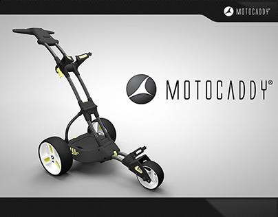 Motocaddy M1PRO Instructional 3D Animation