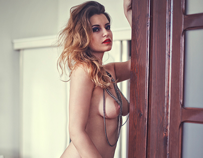Distinction series by Playboy Poland - April 2014