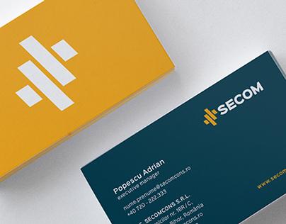 Secom - Corporate Identity