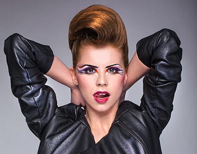 Photoshooting for Polish Hair Magazine