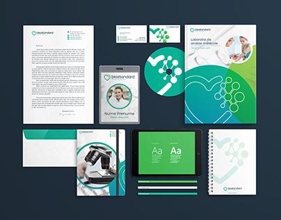 Biostandard - Corporate Identity