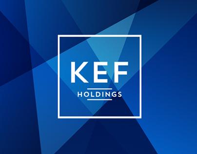 KEF HOLDINGS & VERTICALS BRANDING