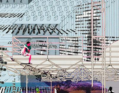 Proyecto Urbano/ Conexiudad
