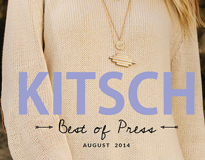Kitsch Press Kit August 2014