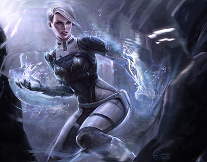 Cora Harper Mass Effect Andromeda Initiation