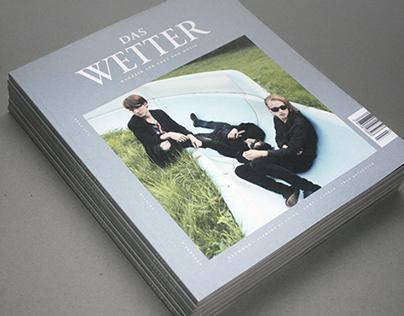 »Das Wetter« Magazine for Music and Literatur Issue 4