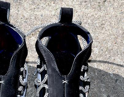 Reebok Studio Footwear | FKA Twigs collection