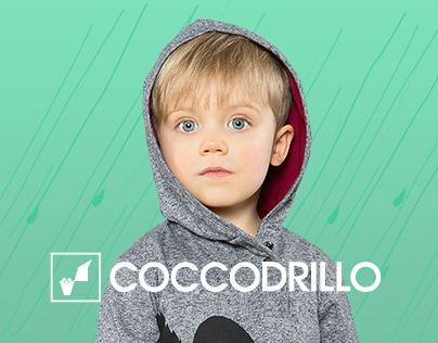 Coccodrillo - e-commerce concept