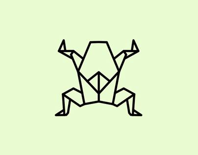 Origami Icon Set 1