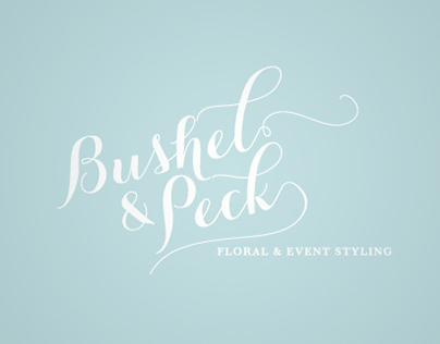 Bushel & Peck Branding & Website Design