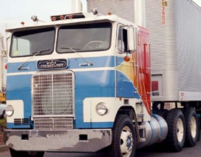 70 Years of Innovation | Freightliner Social Media