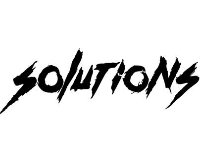 Solutions Logotype