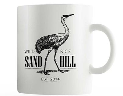 contest logo Sand hill
