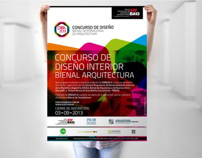 The DIBA interior design contest