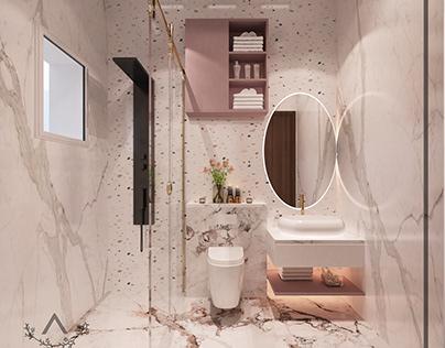 girl's bathroom