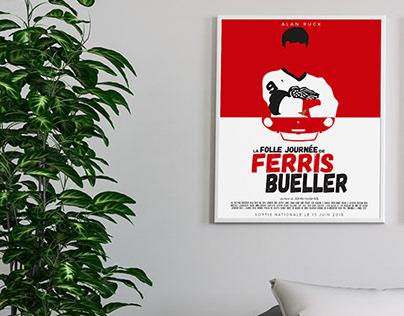 Ferris Bueller — Movie Poster