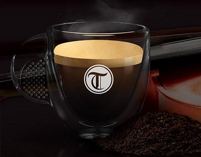 Tenor - Espresso Gourmet ¬ Brand Concept