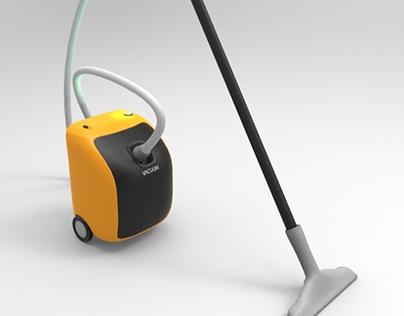 Modelado - Aspiradora Vacuum