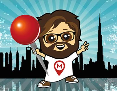 Dubai Municipality Way-Finding App Launch