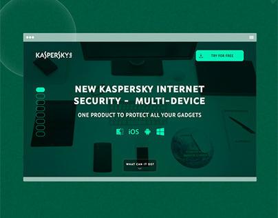 Kaspersky Internet Security MD