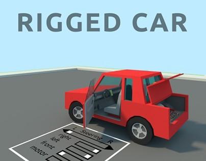 First car rig