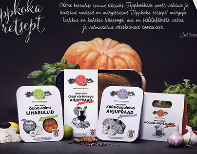 Packaging to Nõo meat industry