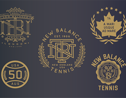New Balance Tennis Graphics