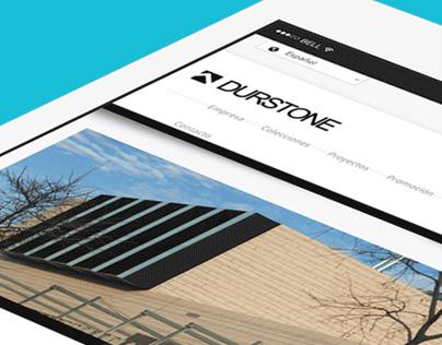 Durstone website