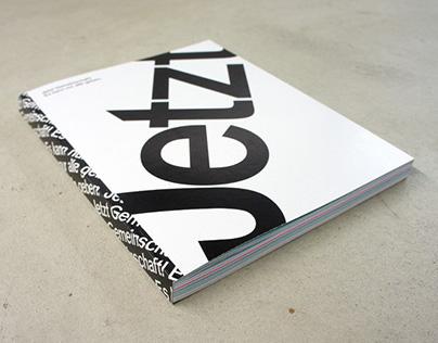 Book Design: Jetzt Gemeinschaft!