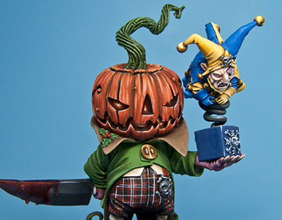 Mr.Pumpkins. Dark solicitor.