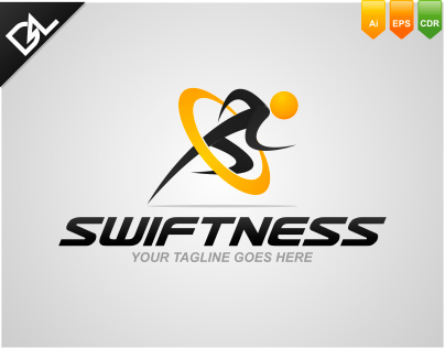 Swiftness Logo Template