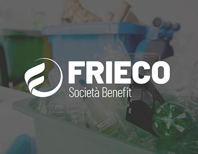 Frieco - Logo design e corporate identity
