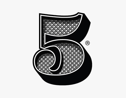 5 Years of Logos