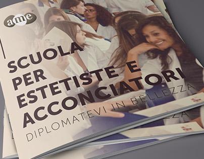A.Me Academy Brochure 2015
