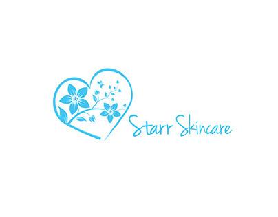 Logo and Print Materials Starr Skincare