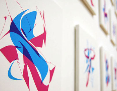 """Typo,Graff i ja"" exhibition"