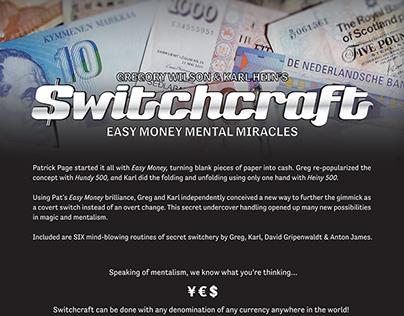 Switchcraft ad