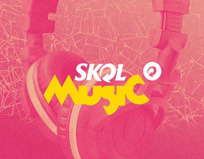 Skol Music - Digital Plataform