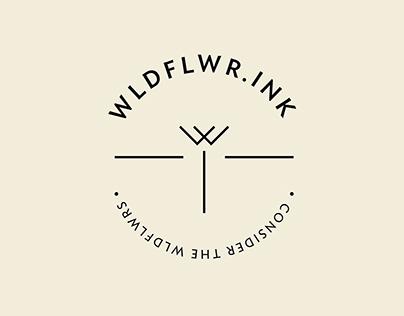 WLDFLWR.INK: Consider the Wildflowers