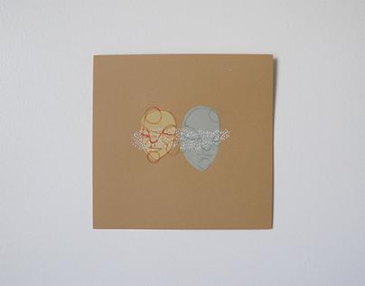 Face Pair Print