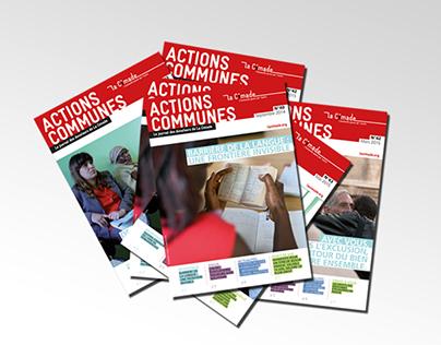 Journal des donateurs de La Cimade